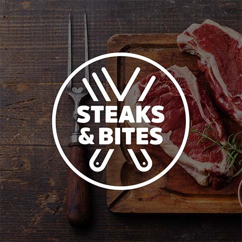 Steaks & Bites