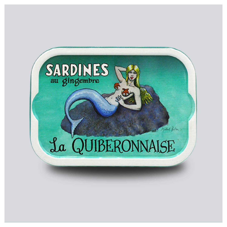 Sardines met gember Millésimées 2017